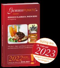 """2021er-Ausgabe verlängert: """"classic"""" Bergisch Gladbach, Rhein Berg 2021 (gültig bis 28.02.2023)"""