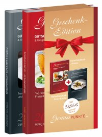 "Geschenkedition: Esslingen, Rems-Murr-Kreis ""classic"" + feine Küche 2020 (gültig bis 28.02.2021)"