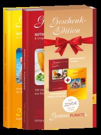 """""""Geschenkedition"""" Karlsruhe Stadt & Land """"classic"""" + Freizeit & Familie 2020 (gültig bis 28.02.2021)"""