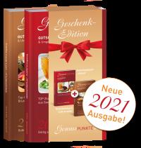 """Ausgabe 2021: """"Geschenkedition"""" Krefeld mit Kreis Viersen """"classic"""" + Café & mehr - 2021 (gültig bis 28.02.2022)"""