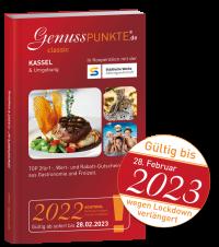"""2021er-Ausgabe verlängert: """"classic"""" Kassel 2021 (gültig bis 28.02.2023)"""