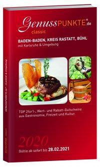 """""""classic"""" Baden-Baden, Kreis Rastatt, Bühl 2020 (gültig bis 28.02.2021)"""