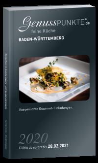 """""""Feine Küche"""" Baden-Württemberg Nord 2020 (gültig bis 28.02.2021)"""