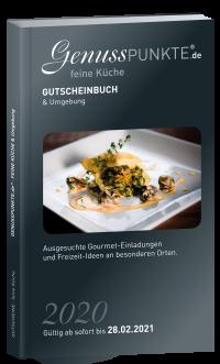 """""""Feine Küche"""" Düsseldorf bis Niederrhein 2020 (gültig bis 28.02.2021)"""